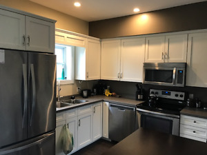Newly Renovated, 2 Bedroom Townhouse, Downtown Charlottetown