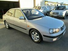 2003 Hyundai Elantra XD GLS Silver 4 Speed Automatic Sedan Werribee Wyndham Area Preview