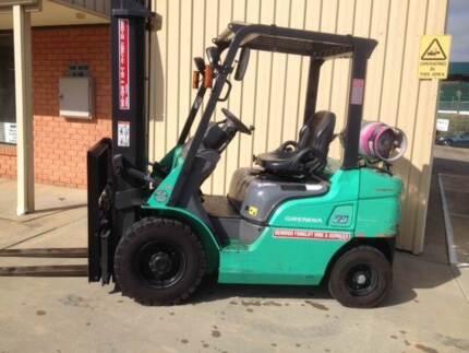 Forklift, Mitsubishi Bendigo 3550 Bendigo City Preview