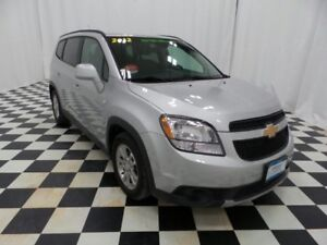 2012 Chevrolet Orlando LT - $7/Day - 7 Passenger - Bluetooth & X