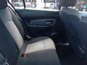 2009 Holden Cruze JG CD Red 5 Speed Manual Sedan Broadmeadow Newcastle Area Preview