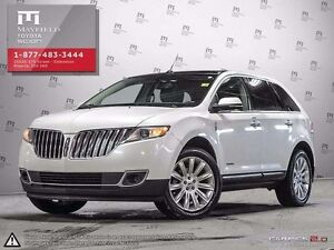 2013 Lincoln MKX Limited edition All-wheel Drive (AWD)