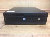 HP Z240 SFF Quad Core i7-6700 3.40Ghz 16GB Ram DDR4 RAM 2TB HDD Win 10 PC