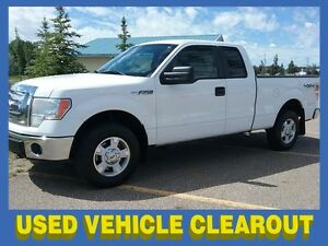 2010 Ford F-150 XLT  4x4  TOW PKG, ALLOYS, V8