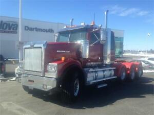 2013 Western Star 4 Axle 4900SF