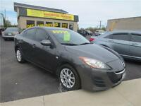 2010 Mazda Mazda3 GS - GUARANTEED FINANCING!!!