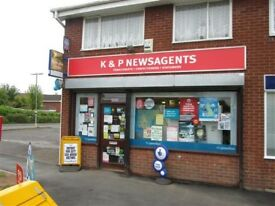 NEWSAGENTS BUSINESS REF 141757