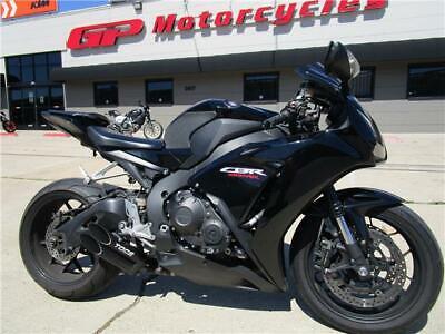 2012 Honda CBR 2012 Honda CBR1000RR
