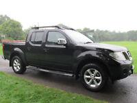 2010 (60) Nissan Navara 2.5dCi Tekna ***FINANCE ARRANGED*** NO VAT