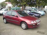 Rover 25 cheap new mot