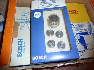 BOSCH MIXER with many many attachments