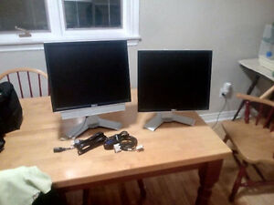 Dell LCD Monitors