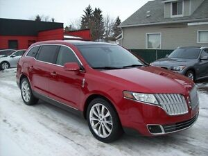 2010 Lincoln MKT AWD-7PASS-LEATHER-PANOROOF-NAVI Edmonton Edmonton Area image 4