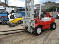 LINDE H70DW Forklift 7000KG Lift, Long Forks, 6 CY Deutz Engine, Very Tidy