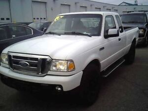 """Ford Ranger 4WD SuperCab 126"""" 2008"""