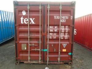 Shipping Containers for Sale 40' std $1850 each