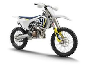 2018 Husqvarna TC 125 Motocross Motorcycle
