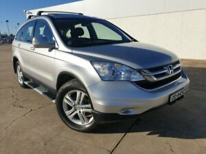 2012 Honda CR-V RE MY2011 Luxury 4WD Silver 5 Speed Automatic Wagon Medindie Walkerville Area Preview