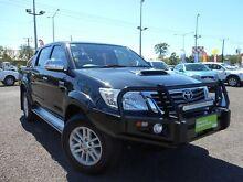 2013 Toyota Hilux  Black Automatic Winnellie Darwin City Preview
