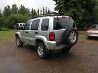 Jeep Liberty parts. Black Silver 2002 2007