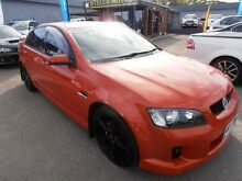 2006 Holden Commodore VE SV6 6 Speed Manual Sedan Pooraka Salisbury Area Preview