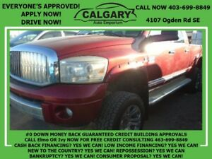 2007 Dodge Ram 3500 Laramie * $28 DOWN  EVERYONE APPROVED*