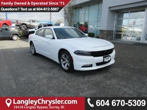 2015 Dodge Charger SXT <B>*ACCIDENT FREE*DUAL ZONE CLIMATE*8....