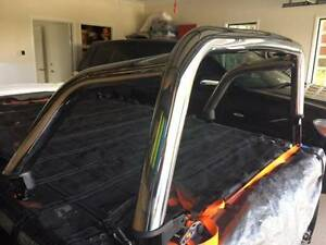 Ford Ranger 2015 Chrome Sports Bar Narangba Caboolture Area Preview