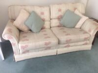 3 seater sofa + 2 chairs - FREE, buyer must collect