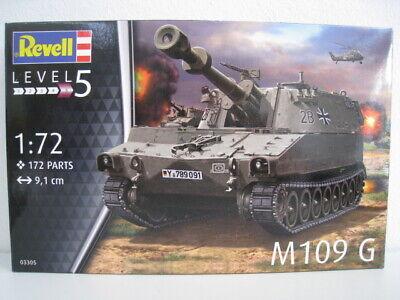 M109 G Panzerhaubitze Bausatz Revell Maßstab 1:72 OVP NEU