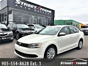 2013 Volkswagen Jetta Sedan S|ACCIDENT FREE|SUNROOF|PWR LOCKS