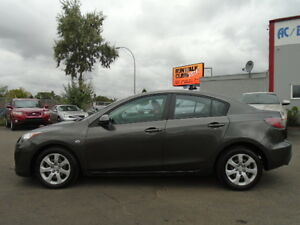 2010 Mazda Mazda3 Sport Sedan--ONE OWNER--CLEAN CARPROOF