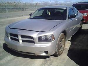 2007 Dodge Charger Police