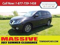 2015 Nissan Pathfinder - All Wheel Drive- Automatic