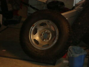 Tires for pickup truck Four Tires for 250 $