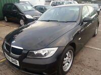 BMW 318I ES 56 REG BLACK
