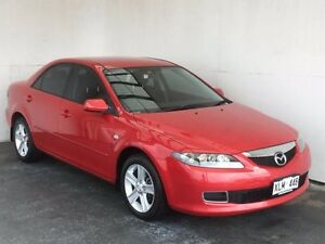 2006 Mazda 6 GG1032 Limited Red 6 Speed Manual Sedan Mount Gambier Grant Area Preview
