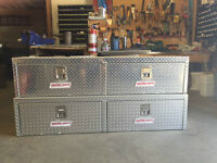 Weather Guard Truck Boxes
