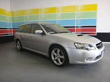 2005 Subaru Liberty MY06 GT Silver 5 Speed Electronic Sportshift Wagon Wangara Wanneroo Area Preview