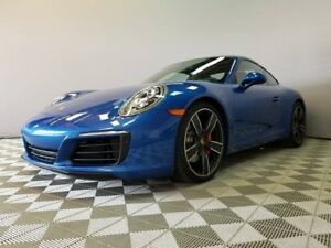 2018 Porsche 911 Carrera S | CPO | Ext. Warranty | Premium PLUS