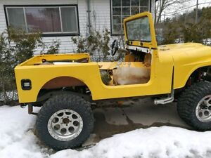 1985 CJ7 for sale for parts