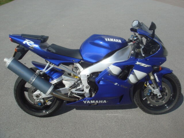 Yamaha Yzf R1 5jj 2000 Low Milage In Pitlochry Perth