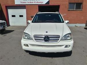 ***2005 MERCEDES ML350***SPECIAL EDITION/ PROPRE/438-820-9973.