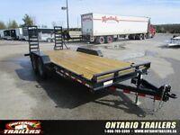 2015 Sure-Trac 18 ft Implement 14000 lb GVWR # 17746