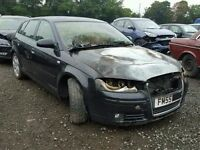 AUDI A3 1.9 TDI 2005 BREAKING FOR PARTS