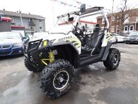 2014 POLARIS RZR S 800 (AUTOMATIQUE, SIDE BY SIDE, 4X4!!!)
