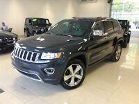 2015 Jeep Grand Cherokee LIMITED 4X4 VUS TOIT CUIR NOIR