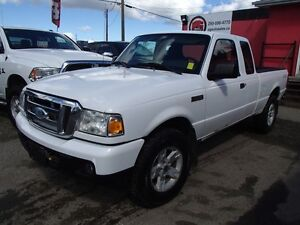 2006 FORD RANGER XLT SUPERCAB 4-DOOR