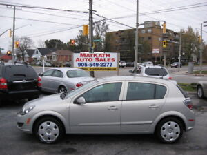 **2008 Saturn Astra XE Hatchback** Certified & E-tested
