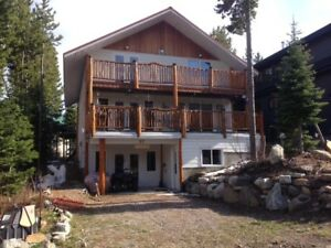 Castle Mountain Resort House with Hot Tub for rent by week